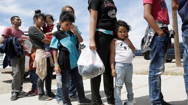 Μείωση στις μεταναστευτικές ροές από το Μεξικό προς τις ΗΠΑ