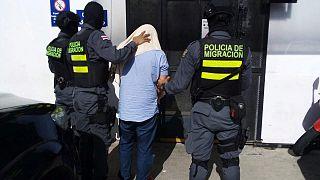 Costa Rica y Panamá desmantelan una red internacional de tráfico de migrantes