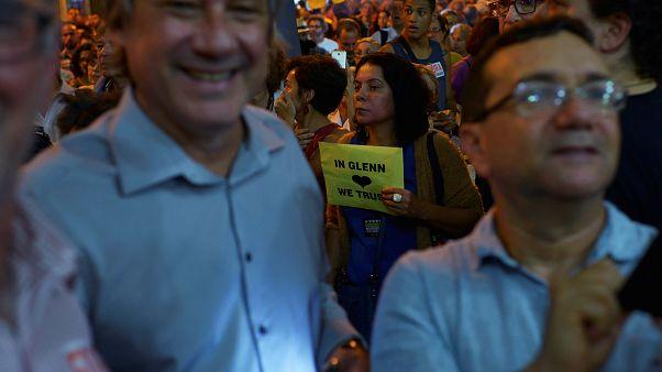 """Greenwald: """"Não vou deixar o Brasil regredir à ditadura"""""""