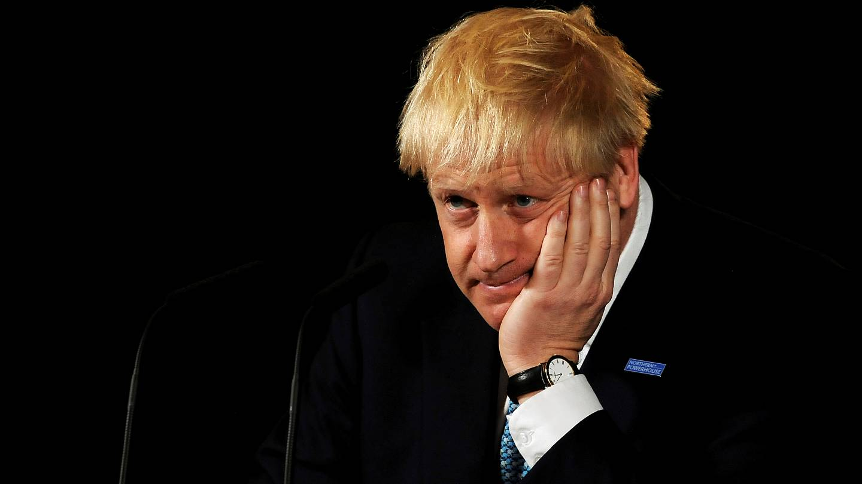 UK PM Boris Johnson discusses Brexit conundrum in Northern Ireland ...