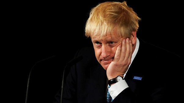 UK PM Boris Johnson discusses Brexit conundrum in Northern Ireland