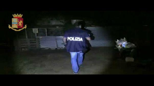 Ιταλία: Συλλήψεις μελών της Ντραγκέτα