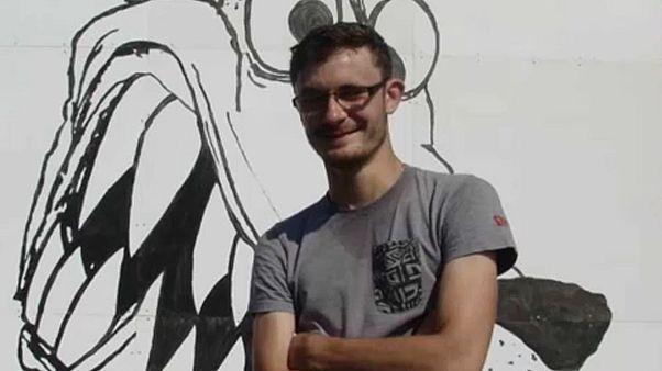 Franceses pedem #JustiçaporSteve após identificação de corpo do jovem