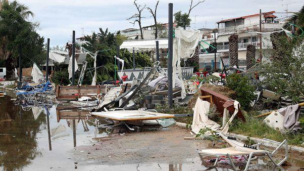 Νέα μετεωρολογικά στοιχεία για την φονική καταιγίδα στη Χαλκιδική