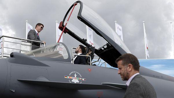 بریتانیا با کنار زدن روسیه، به جایگاه دومین صادرکننده سلاح در جهان بازگشت