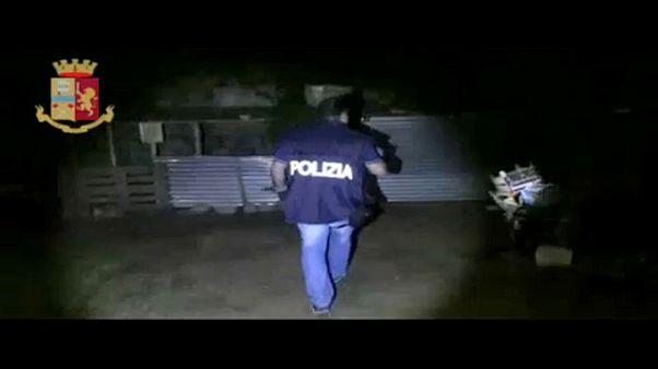 Politikusokat is őrizetbe vettek a maffiaellenes akcióban