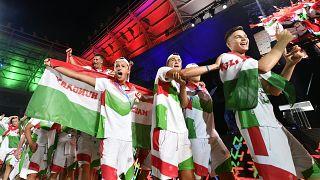 Maccabi Európa Játékok: Látványos megnyitó