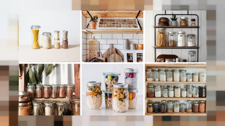 zero waste food storage