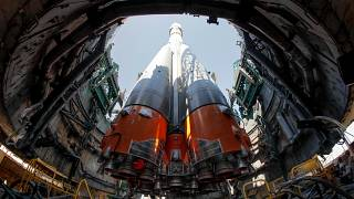 Watch again: Cargo craft blasts off to International Space Station