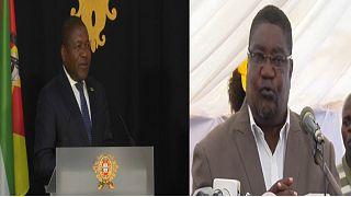 Moçambique assina nova paz