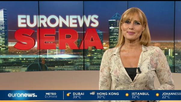 Euronews Sera | TG europeo, edizione di mercoledì 31 luglio 2019