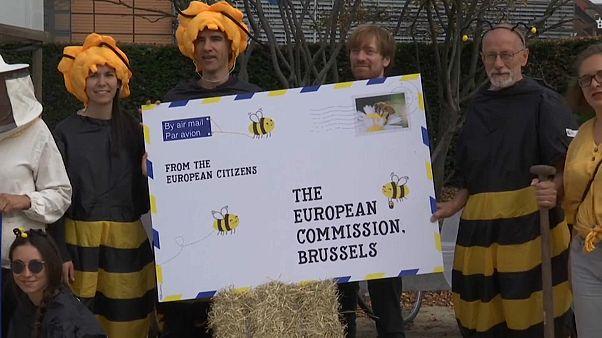 «Спасите пчёл и фермеров»