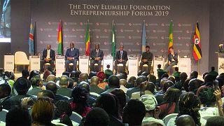 A fiatal vállalkozók kezében van Afrika jövője