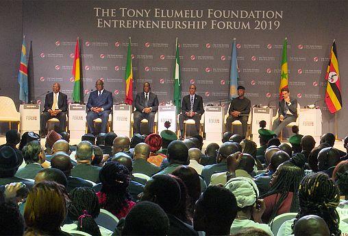 Futuro de África reúne milhares de empresários