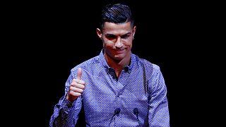 "Cristiano Ronaldo entre os finalistas do ""The Best"""