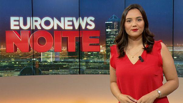 Euronews Noite | As notícias do Mundo de 31 de julho de 2019