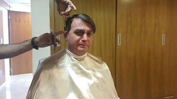 بولسونارو ملاقات خود با لودریان را بهخاطر رفتن به آرایشگاه لغو کرد