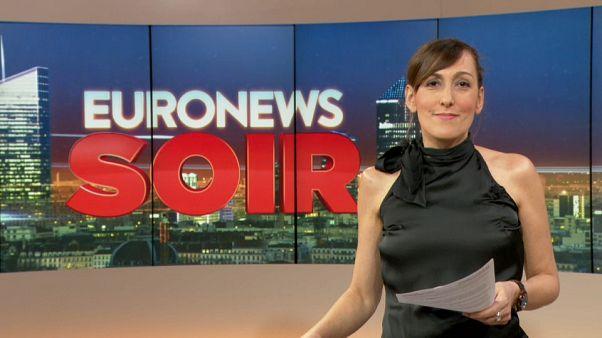 Euronews Soir : l'actualité du mercredi 31 juillet 2019