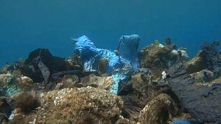 Griechenland: 12.000 Tonnen Plastikmüll landen jedes Jahr im Meer