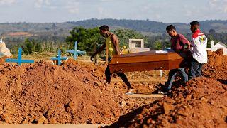 Brésil : le bilan du massacre de la prison d'Altamira s'alourdit