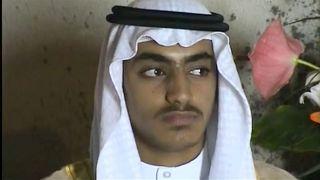 حمزة بن لادن نجل زعيم تنظيم القاعدة أسامة بن لادن