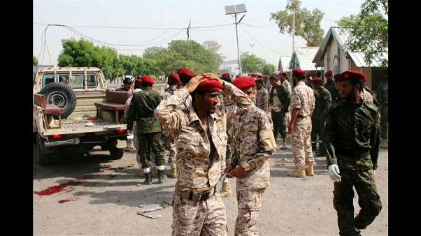 Al menos 32 muertos en un ataque rebelde contra la ciudad yemení de Aden