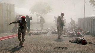 Теракт в Адене: десятки погибших