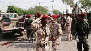 Des dizaines de policiers tués dans une attaque au Yémen