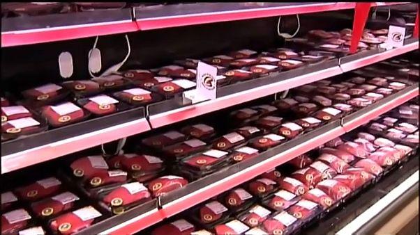 Avrupa'yı sarsan at eti skandalında suçlu bulunan bir kişi İspanya'da yakalandı