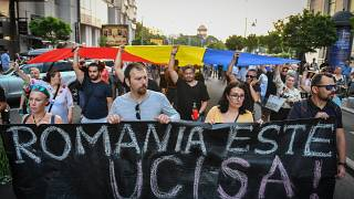 Clientelismo, sexismo y trata: por qué el caso de la joven asesinada sacude a Rumanía