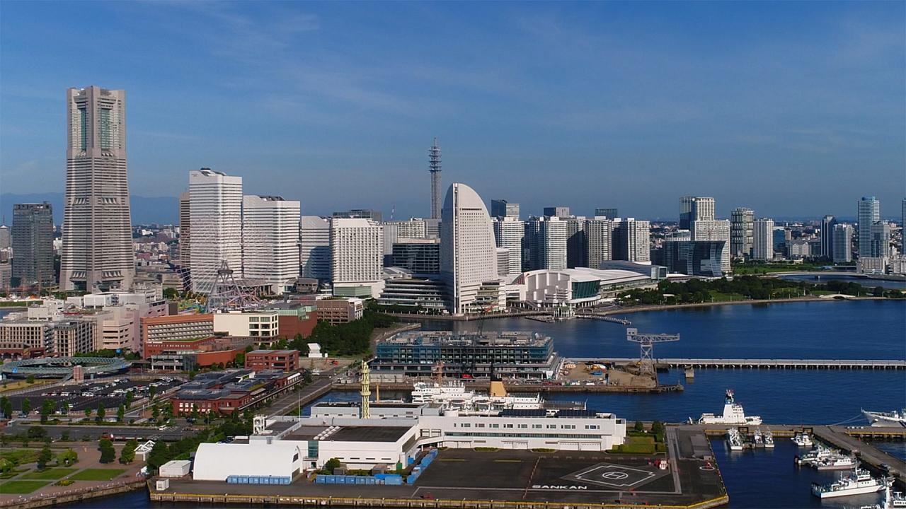 Yokohama, una ciudad de vanguardia