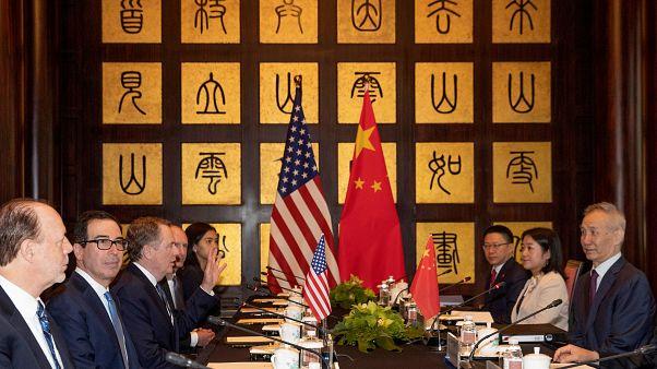 Ticaret savaşı: ABD ve Çin müzakereler 'yapıcı' dedi; fakat somut ilerleme kaydedemedi