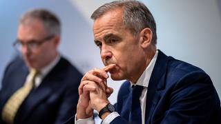 Bank of England cuts UK growth forecast