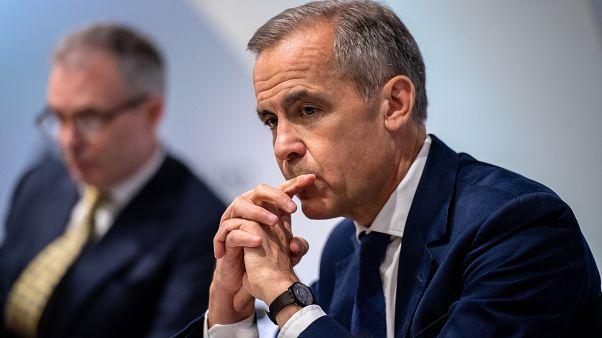 Brexit-Sorgen: Britische Zentralbank erwartet geringeres Wachstum