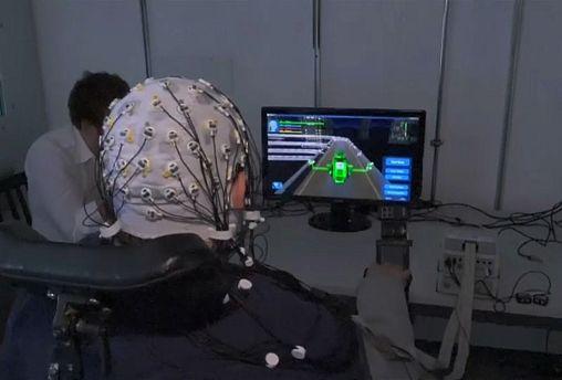 Τεχνολογία και αναπηρία: Παίζοντας Video Games με εγκεφαλικά σήματα