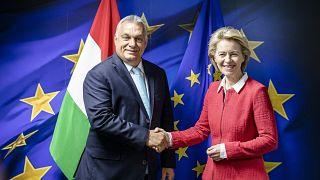 Orbán von der Leyenről: jó döntés volt, eddig