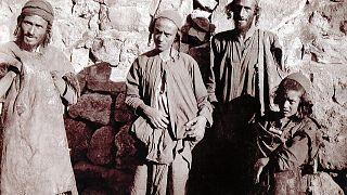 يهود في شمال اليمن في بداية القرن العشرين