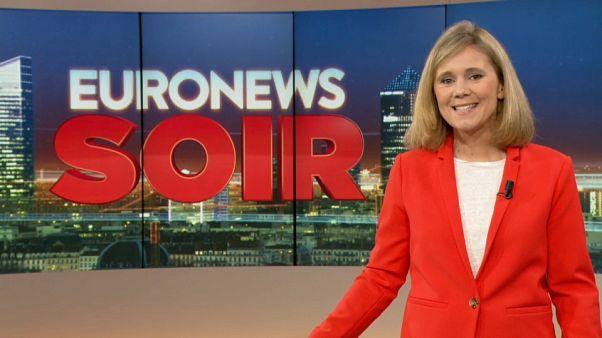 Euronews Soir : l'actualité du jeudi 1er août 2019