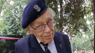"""""""Ero pronto a tutto"""": 75 anni dopo, parla il 96enne superstite della Rivolta di Varsavia"""