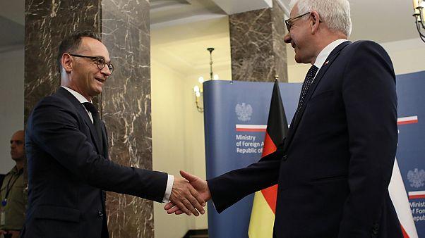 Czaputowicz: a háborús kártérítés kérdése nem lezárt