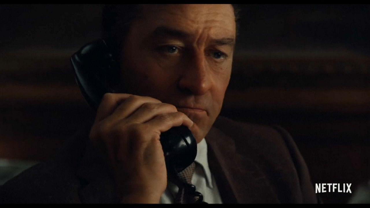 "Está a chegar ""O Irlandês"" de Scorsese"