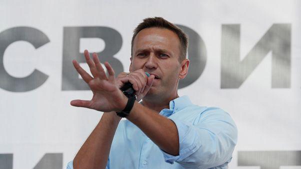 Rus muhalif lider Navalny: Gözaltındayken zehirlendim