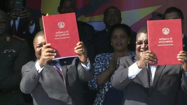 Accord de paix historique au Mozambique