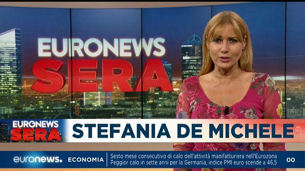Euronews Sera | TG europeo, edizione di giovedì 1 agosto 2019