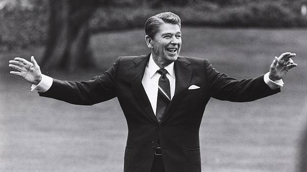 Former US president Ronald Reagan calls African officials 'monkeys' in newly unearthed audio