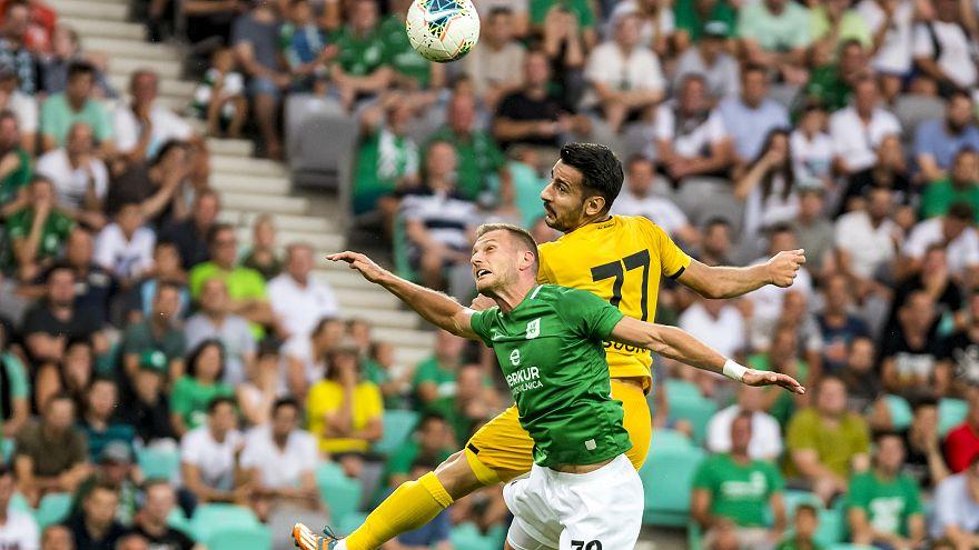Yeni Malatyaspor, UEFA Avrupa Ligi 2. eleme turu rövanşında Slovenya temsilcisi Olimpija Ljubljana ile karşılaştı