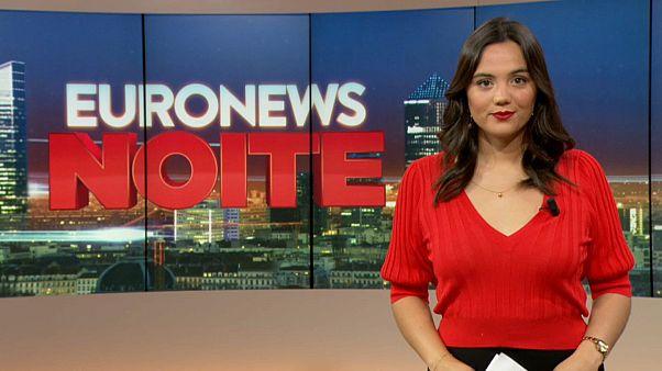 Euronews Noite | As notícias do Mundo de 1 de Agosto de 2019