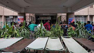 الشرطة الهندية تعتقل 3 متهمين باغتصاب وقتل طفلة تبلغ 3 سنوات
