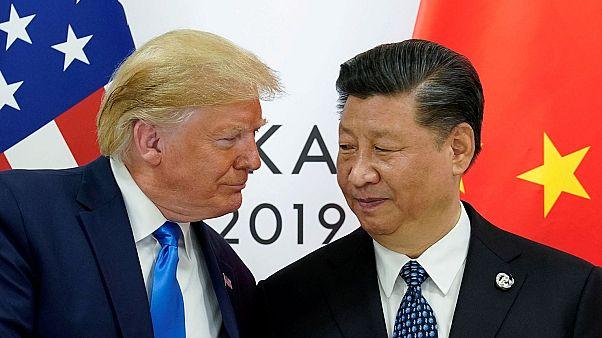Ticaret savaşında anlaşma beklenirken Trump'tan Çin'e ilave gümrük vergisi açıklaması