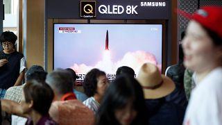 Újabb rakétát lőtt ki Észak-Korea